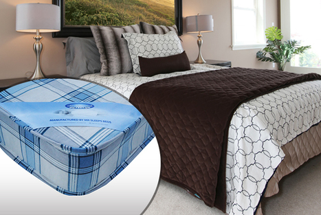 Economy Sprung Mattress from £32 | Memory Foam Mattress | Scoop.it