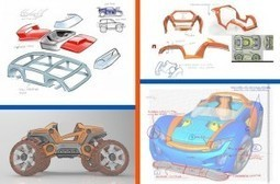 Modarri, la voiture miniature DIY et imprimée en 3D ! | FabLab - DIY - 3D printing- Maker | Scoop.it