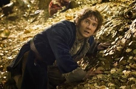 Peter Jackson a révélé la première vidéo du Hobbit : La Désolation de Smaug | Cinéma & Fiction | Scoop.it