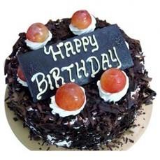 1/2 Kg Black Forest Birthday Cake - Cakes | Trendy Dresses | Scoop.it