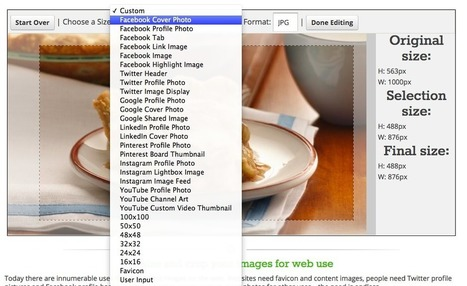 10 Useful Image Tools Every Social Marketer Needs | Technologies numériques & Education | Scoop.it