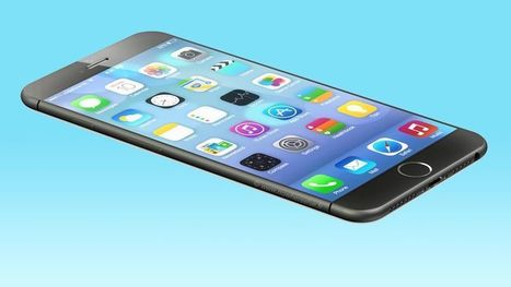 Those rumors of an all-glass iPhone just got a lot more realistic | Mobile Technology | Scoop.it