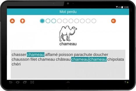 1000 mots | Android école primaire | Scoop.it
