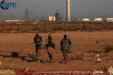 Islamic State Tightens Grip on Libyan Stronghold of Sirte | Saif al Islam | Scoop.it