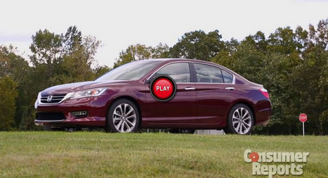 Honda Gets its Mojo Back: Consumer Reports Puts 2013 Accord on Top of its Class ~ News Gate | Latest Breaking News and Headlines | Generalnews | Scoop.it