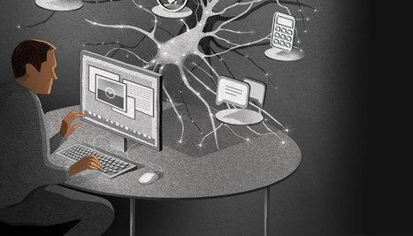 Mémordinateurs : quand l'informatique s'inspire du cerveau | Numérique & pédagogie | Scoop.it