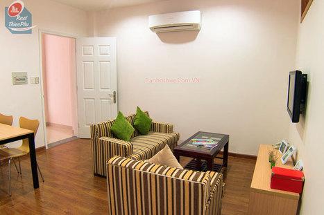 Căn hộ dịch vụ GK Home đường Nguyễn Văn Cừ 1pn có bếp Q1   Cho thuê căn hộ ngắn hạn   Scoop.it