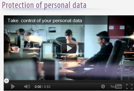 Protection of personal data - Justice | Social Media and its influence | Scoop.it