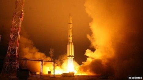 Lift-off for £1bn UK space project | K&I Group BIS | Scoop.it
