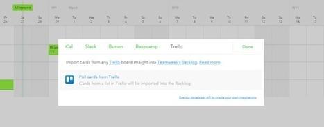 Teamweek : un outil de gestion de projet collaboratif simple et pratique - Blog du Modérateur   Boite à outils E-marketing   Scoop.it