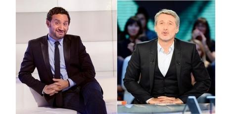 Le duel Hanouna-de Caunes pour l'access prime time | Média des Médias: Radio, TV, Presse & Digital. Actualités Pluri médias. | Scoop.it
