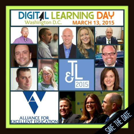 Kleinspiration: Celebrate Digital Learning Day & Get Your School #FutureReady with @All4Ed & @OfficeofEdTech! #DLDay | Edtech PK-12 | Scoop.it