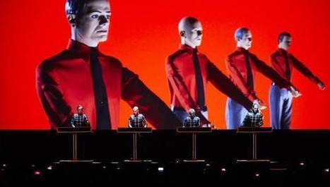 Kraftwerk à Lille : il reste des places pour voir les légendes allemandes (VIDÉO) | allemagne musique | Scoop.it