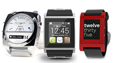 The Apple Smartwatch's Top Competition | Nerd Vittles Daily Dump | Scoop.it