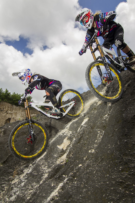HUTCHINSON UNITED RIDE TO POLYGON BIKES   The Roost Mag   The Amazing Racing Bicycle   Scoop.it