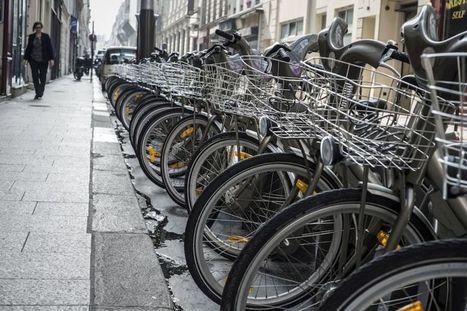 Pollution : Vélib' et Autolib' rendus gratuits à Paris | Tendances vélo urbain | Scoop.it