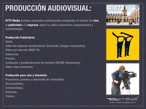 Productora de Video Madrid: Tipos en Movimiento | Tipos en Movimiento - Producción Audiovisual | Scoop.it
