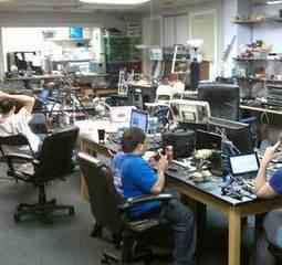 The 4 Flavors of Makerspaces | OEDB.org | I'm for libraries! | Scoop.it