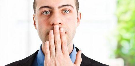 Halitosis, un síntoma de un problema más grave | halitosis | Scoop.it