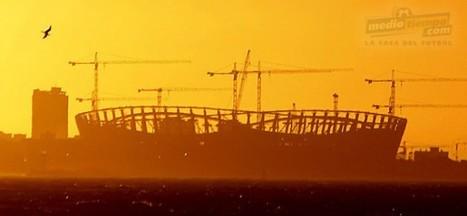 infraestructura en el mundial   Costos del mundial de Sudafrica 2010   Scoop.it
