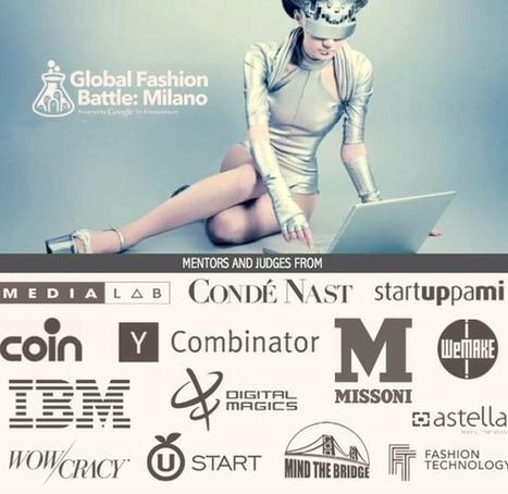 """Disrupting Fashion"" Al #FashionTech Startup Battle   LIVING (work, life & style)   Scoop.it"