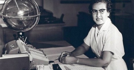 Hidden Figures: The Untold Story of the Black Women Mathematicians Who Powered Early Space Exploration | Maths resources for South African teachers | Scoop.it