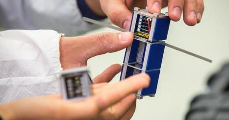 Running at 150,000 RPM, this tiny motor could help satellites keep on course | Heron | Scoop.it