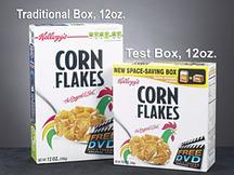 Kellogg Tests Shorter, Fatter Cereal Boxes   8th Grade STEM   Scoop.it