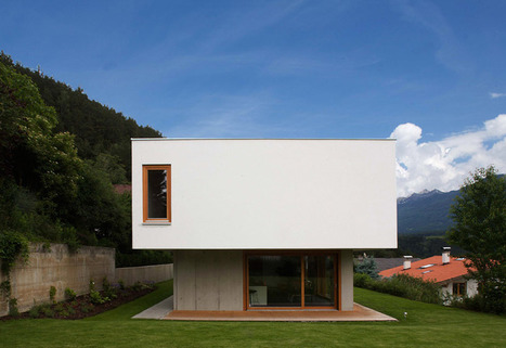 triendl + fessler architekten: two in one house, tirol | Building(s) Homes & Cities | Scoop.it