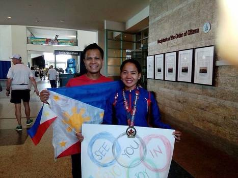 And then there where Two: Tabby hits Rio Olympic Standard - Pinoyathletics.info | Philippines Track and Field | Scoop.it