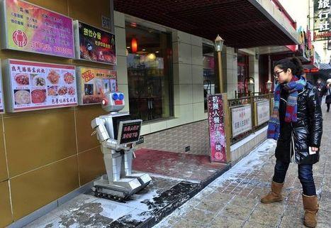 Des robots aux manettes d'un restaurant chinois | Des robots et des drones | Scoop.it
