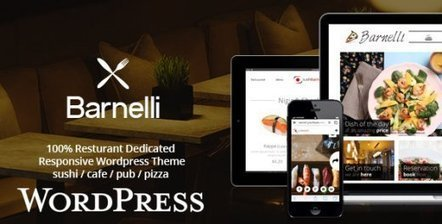 Premium Wordpress themes for bars and restaurants - Wordpress Themes | Technology Bell | Technology Bell | Where Technology Thinks | Scoop.it