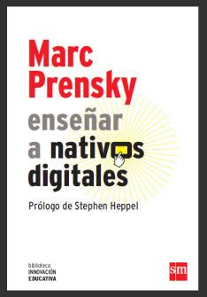 » Lee el primer capítulo de Enseñar a nativos digitales   Las TIC en el aula de ELE   Scoop.it