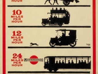 Think Infographics are New? At London's Transport Museum, They Date Back to the 1920s | Visualization Gallery | Scoop.it