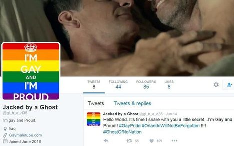 Anonymous hackers post gay porn links on Isil Twitter accounts after Orlando attack | LGBT Times | Scoop.it