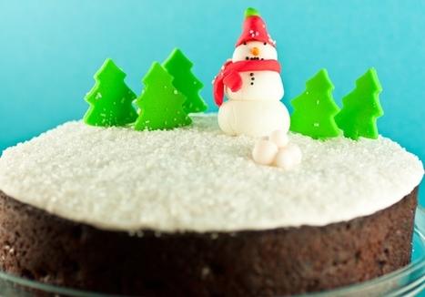 Nigella's Chocolate Fruit Cake Recipe   Baking Recipes   Scoop.it
