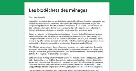 Les biodéchets des ménages | Collectivités : Actualités et innovations sur la gestion des déchets | Scoop.it