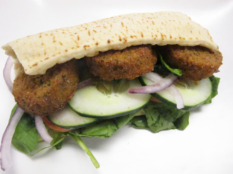 Five falafel sandwiches better than Subway's | Vegan Food | Scoop.it