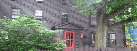 A Perfect Historical Bed & Breakfast for the Whole Family in Salem, MA | The Daniels House | Scoop.it