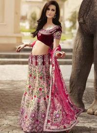 Search for Perfect Indian Wedding Sari Online | zarilane | Scoop.it