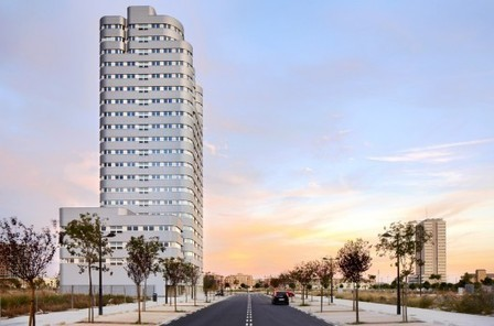 [Valencia, Spain] Solar Tower / Ábalos+Sentkiewicz Arquitectos | The Architecture of the City | Scoop.it