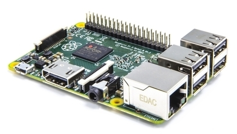 Raspberry Pi 2 le nouveau Raspberry est sorti ! | Sciences & Technology | Scoop.it