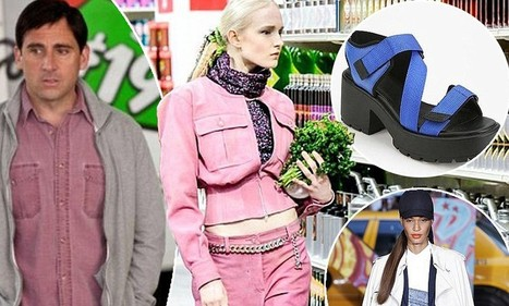 Is bland the new black? The rise of the 'normcore' trend   Kickin' Kickers   Scoop.it
