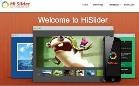 Hi Slider, software gratuito para crear sliders para nuestra web | Recull diari | Scoop.it