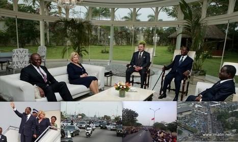WWW.IMATIN.NET :::: De l'aéroport à sa résidence de la riviera Golf: Le film du retour du président Ouattara   Cote Ivoire   Scoop.it