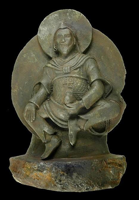 AU-DELÀ – L'étrange destin d'une statue tibétaine pillée par des nazis, et taillée dans une météorite | Merveilles - Marvels | Scoop.it