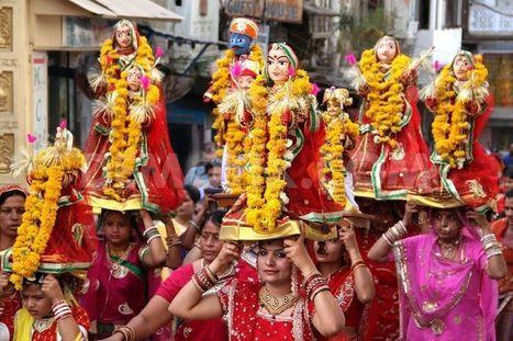 Know Significance of Gangaur Festival | Motherhood | Scoop.it