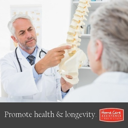 Importance of Bone Health in seniors | Home Care Assistance of Bloomfield | Scoop.it