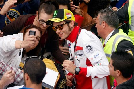 ValenciaGP in photos | Circuit de la Comunitat Valenciana Ricardo Tormo Facebook photostream | Ductalk Ducati News | Scoop.it
