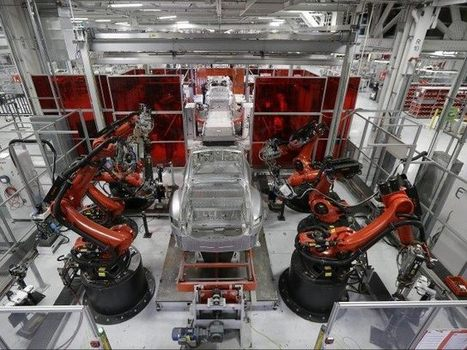 Davos: Five Million Jobs Lost to AI/ Robots by 2020 - Breitbart | Global Brain | Scoop.it